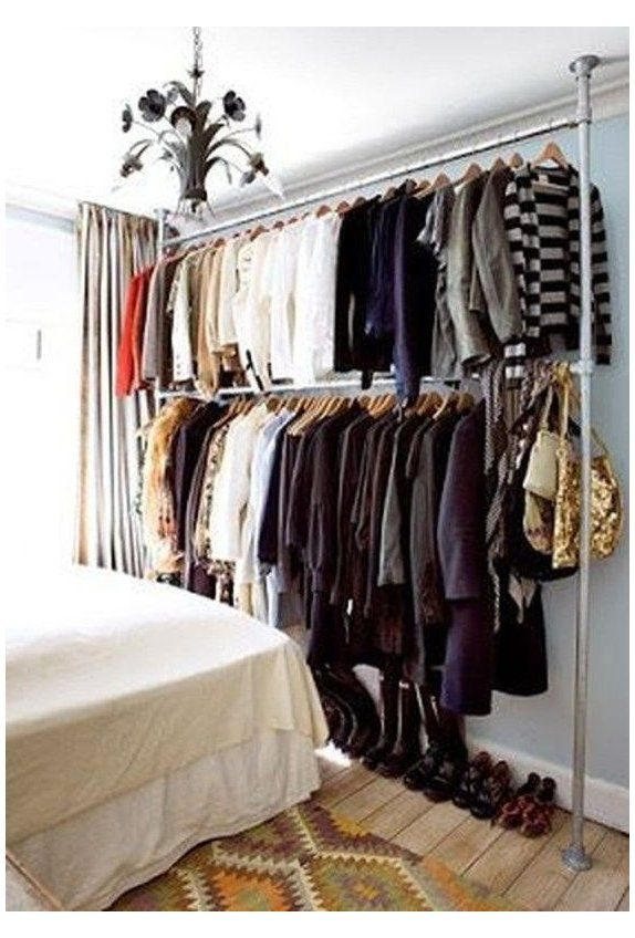 40 Brilliant Space Saving Ideas For Small Apartment
