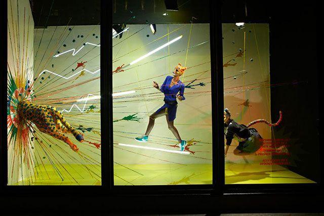 30  winning retail window displays: visual merchandising at its best!