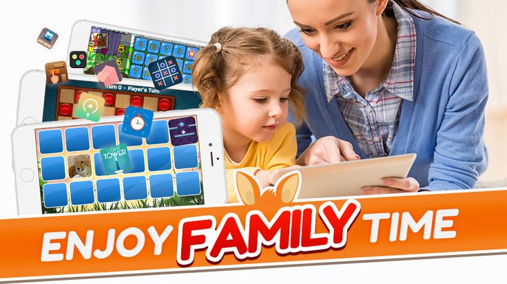 Online games can be family time!