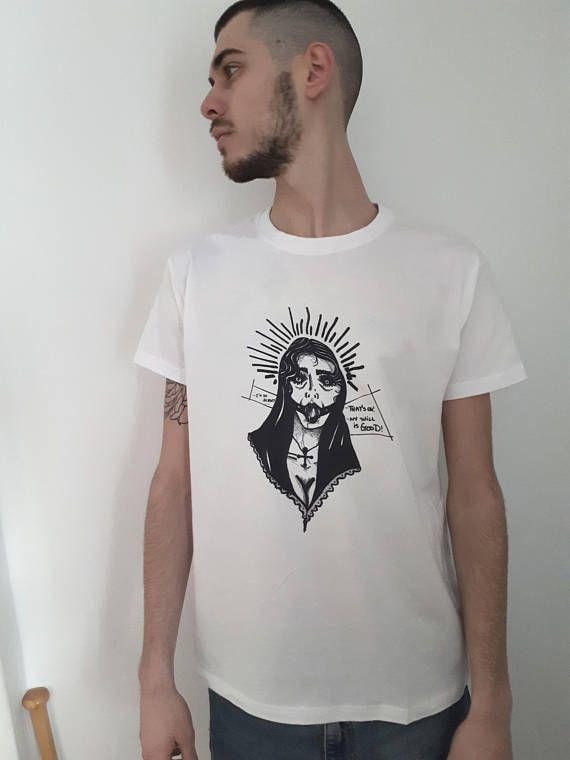 Lithium White T-shirt Dystopia