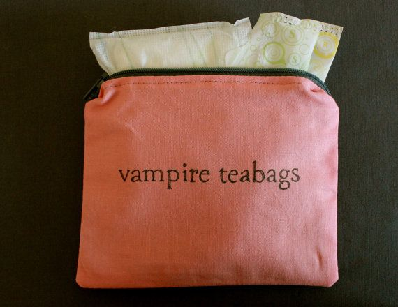 Or this other vampire thing. | 17 Things That Prove Having Your Period Is Actually Hilarious