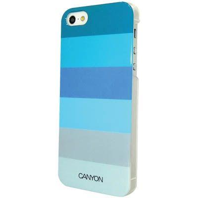 CNA-I5CO2 BL https://anamo.eu/el/p/Q8XFd5o4SrAds5r CANYON CNA-I5CO2 BL, Προστατευτική θήκη slim για iPhone 5/5S. - Σκληρό και ανθεκτικό υλικό - Προστατεύει από γρατσουνιές - Συμπεριλαμβάνει προστατευτικό οθόνης και γραφίδα -Ιριδίζον...