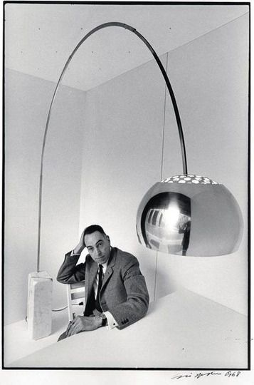 Modern Classics: The Arco Lamp