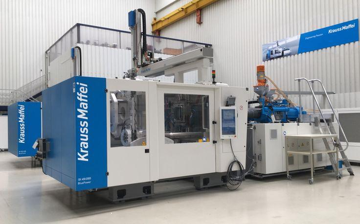 Tepro Makine KraussMaffei GX 400-2000 #KraussMaffei #GX #plasticinjectionmoulding #tepro #company #turkeydistributor #plastic #injection #moulding #machine