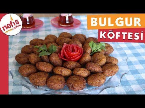Bulgur Köftesi Tarifi Videosu - Nefis Yemek Tarifleri