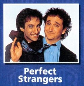 Perfect Strangers!  Balki and Cousin Larry