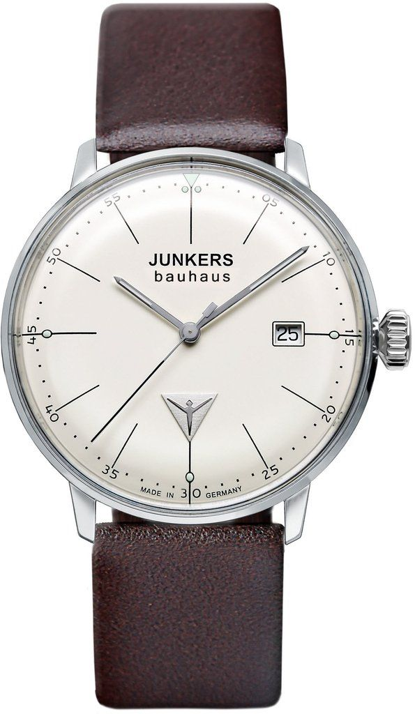Junkers Watch Bauhaus Lady #2015-2016-sale #bezel-fixed #black-friday-special #bracelet-strap-leather #brand-junkers #case-depth-8mm #case-material-steel #case-width-35mm #classic #date-yes #delivery-timescale-1-2-weeks #dial-colour-cream #gender-ladies #movement-quartz-battery #official-stockist-for-junkers-watches #packaging-junkers-watch-packaging #sale-item-yes #style-dress #subcat-bauhaus #supplier-model-no-6071-5 #vip-exclusive #warranty-junkers-official-2-year-guarantee…