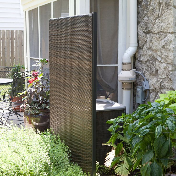30 best outdoor privacy screens images on pinterest for Garden dividers screens