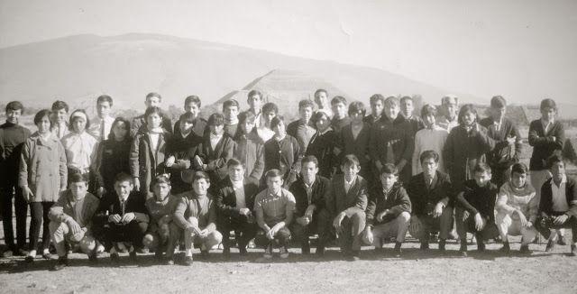 Arcadia Salvaterrense: Viajes, aprendizaje y transporte escolar con Jesús...