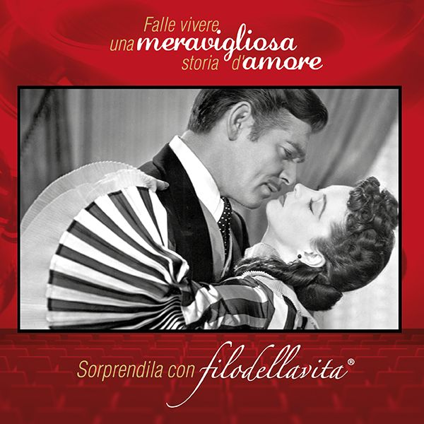 """Give her a wonderful Love story, Surprise her with Filodellavita""."