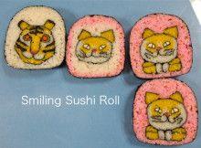 虎ノ門の虎とネコ|たまちゃんのにっこり寿司