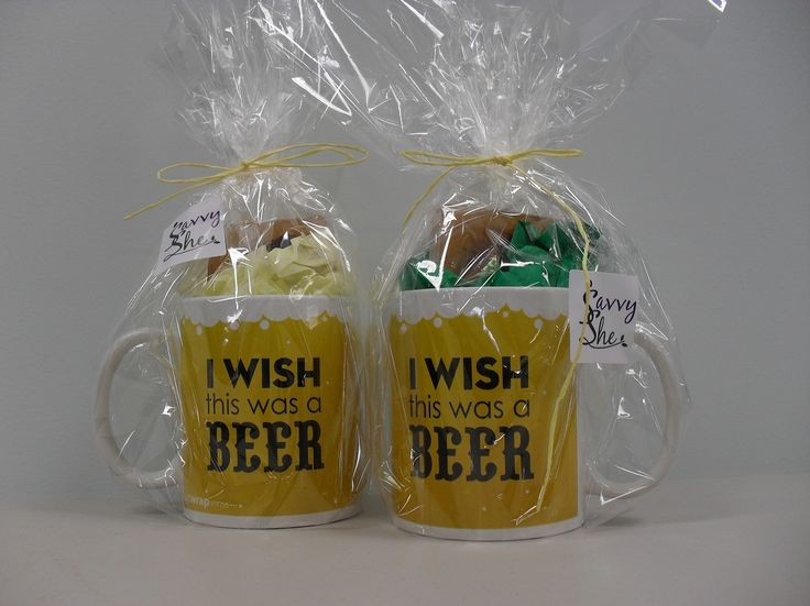 Beer Mug $15 - with our brand new beer-inspired soaps - Amber Ale, Bushman Stout, Chocolate Guiness and Honey Ale.  These new soaps are popular with both men and women ~Savvy She