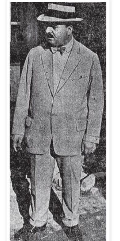 """James """"Big Jim"""" Colosimo (February 16, 1878 – May 11, 1920), also known as """"Diamond Jim"""" was an Italian-American Mafia crime boss who built a criminal empire in Chicago based on prostitution, gambling and racketeering."""