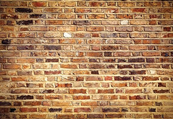 Brick Wall Mural Brick Wallpaper Brick Mural Brick Wall Etsy Brick Wallpaper Textured Background Brick Wall