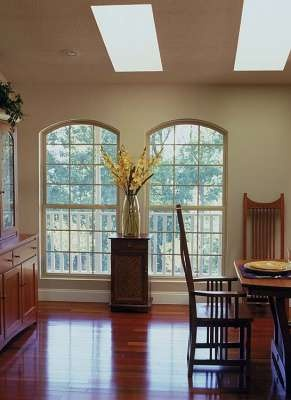 14 best images about windows styles simonton windows on for Arch window replacement