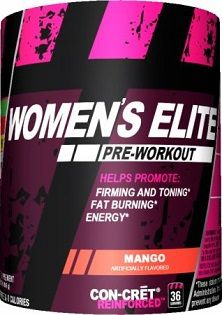 Top pre workouts for women