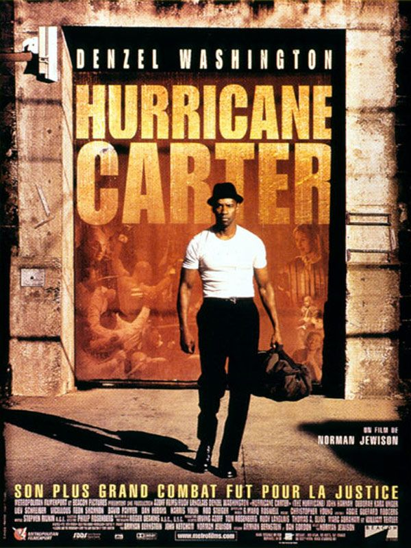 Hurricane Carter, Norman JEWISON (1999)