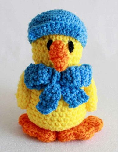 Easter Baskets and Toys Crochet Patterns