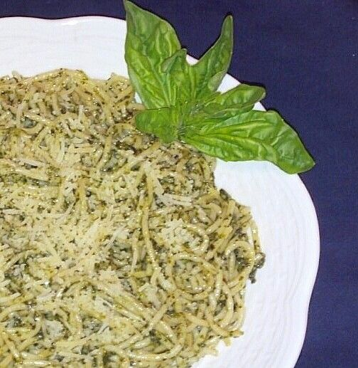 More like this: basil pesto , pesto and basil .