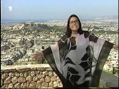 Nana Mouskouri - Athina - YouTube
