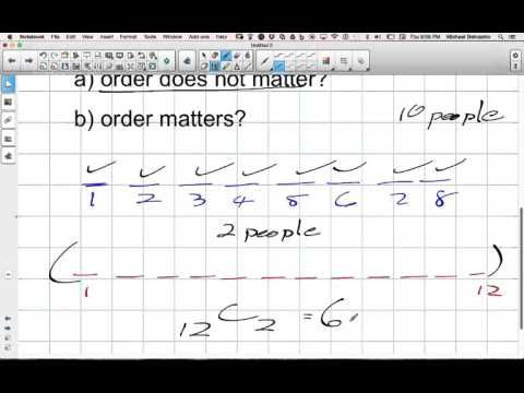 Combinations and Permutations Grade 12 Data Management ...