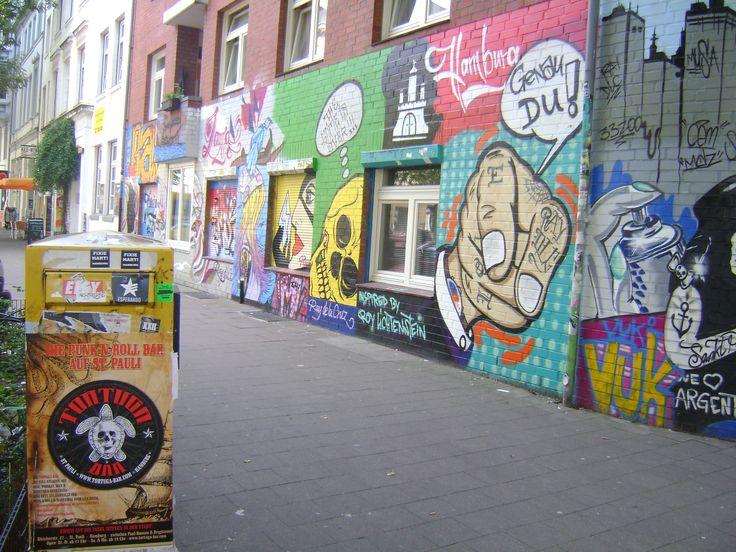 Hamburg - St. Pauli