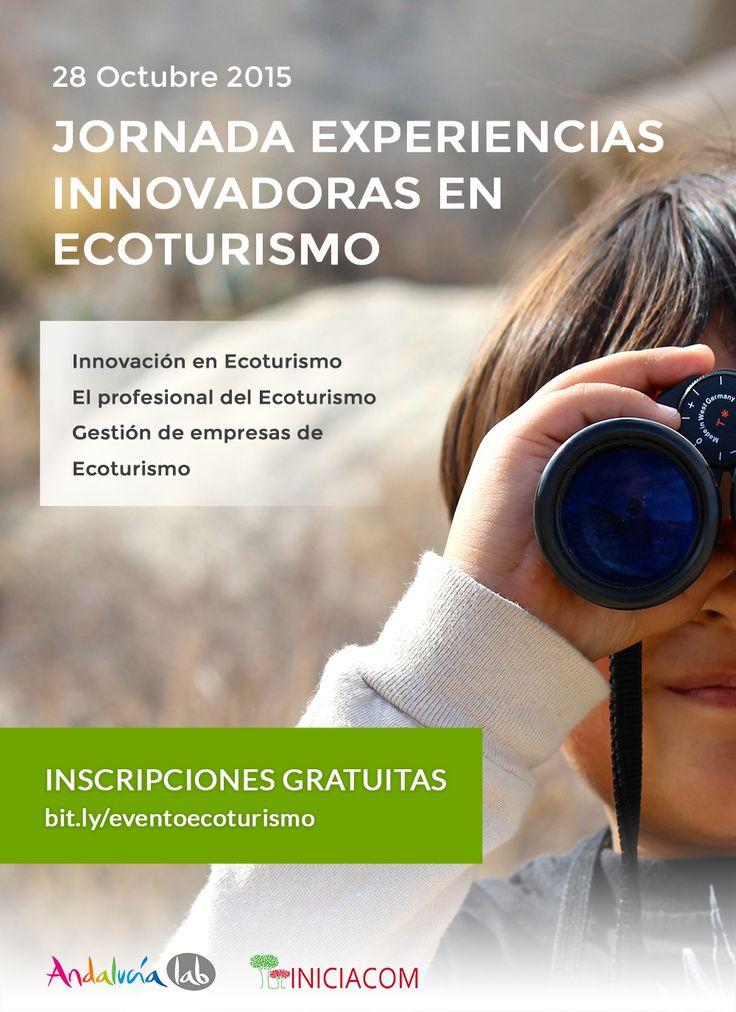 Jornada Experiencias Innovadoras en Ecoturismo, en Marbella