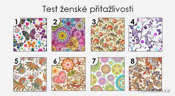 Test ženské přitažlivosti | ProNáladu.cz