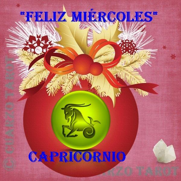 Capricornio Miércoles 14 de Diciembre, 2016  CAPRICORNIO #FelizMiércoles, tu soberbia hace que tengas el karma en tu contra, relájate y no seas tan egoísta