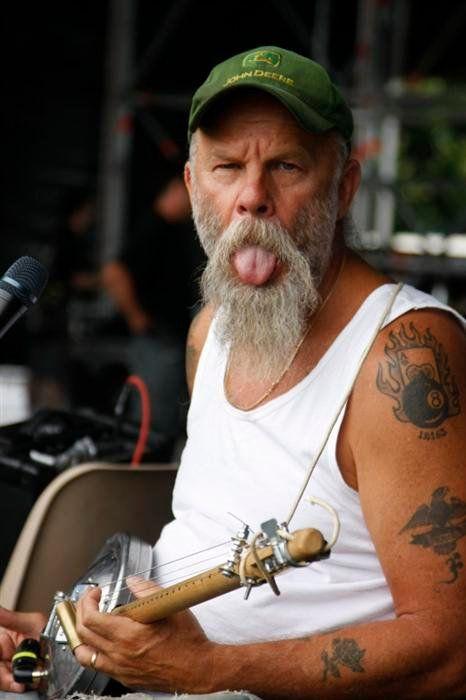 Seasick Steve, le blues, le blues, le blues !