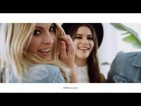 Volez la vedette avec les 7 nouveaux mascaras d'Annabelle! - YouTube