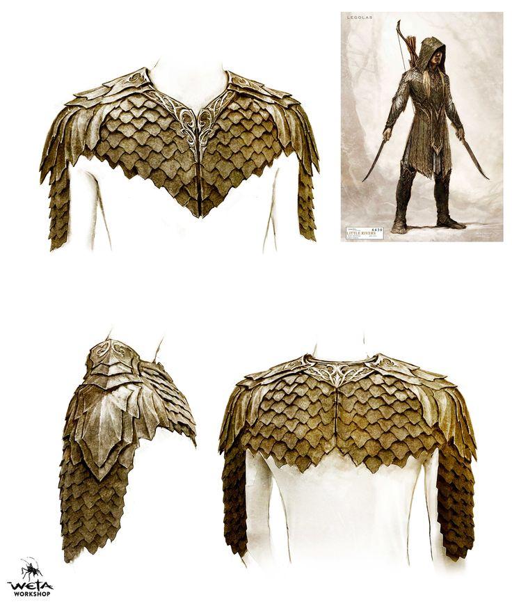 """The Hobbit""   | © Weta Workshop Design Studio*  • Blog/Website | (https://www.artstation.com/artist/wetaworkshopdesignstudio)   ★ || CHARACTER DESIGN REFERENCES™ (https://www.facebook.com/CharacterDesignReferences & https://www.pinterest.com/characterdesigh) • Love Character Design? Join the #CDChallenge (link→ https://www.facebook.com/groups/CharacterDesignChallenge) Share your unique vision of a theme, promote your art in a community of over 50.000 artists! || ★"