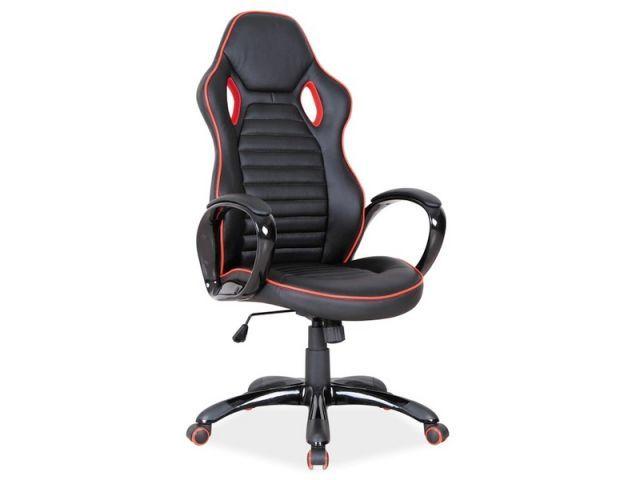 Prezentowany fotel biurowy Q-105 Signal to idealny wybór dla osób poszukujących odpowiedniego fotela do domowego biura, do komputera, gabinetu lub sali komputerowej. https://mirat.eu/fotele-biurowe,c239.html