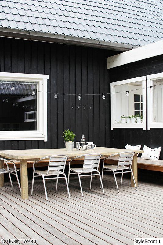 Terrific 17 Best Ideas About Black Exterior On Pinterest Cottage Exterior Largest Home Design Picture Inspirations Pitcheantrous