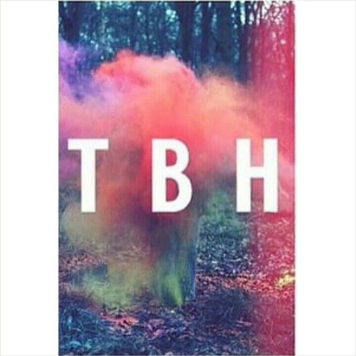 Like for a tbh promise i will comment on you last pic
