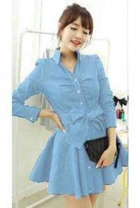 Mini dress korea murah monaco KK201
