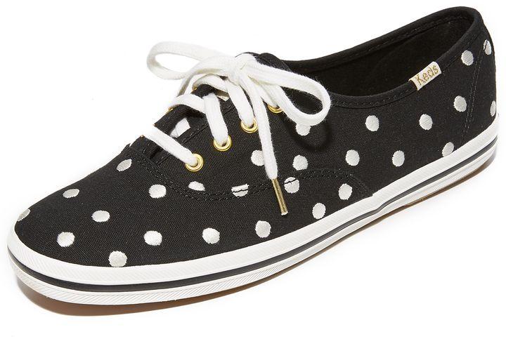 Kate Spade x Keds Kick Polka Dot Keds Sneakers