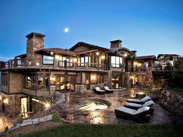 Expensive Houses Interior | 21.9 Million - 9806 North Summit View Drive Heber City, Utah