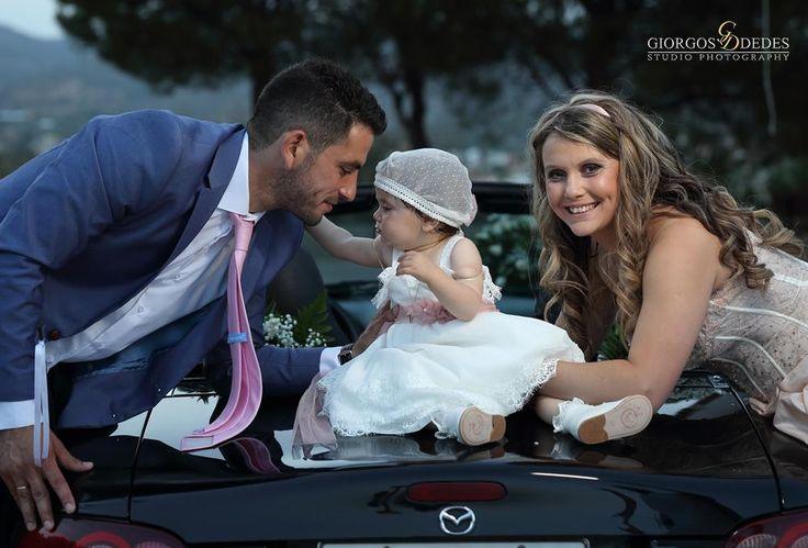 Φωτογράφηση γάμου-βάπτισης | www.studio-dedes.gr
