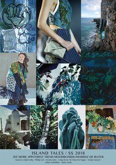 ISLAND TALES- TREND / SS2018 - Marieke de Ruiter