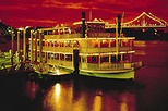 Brisbane River Dinner Cruise, Brisbane, Night Cruises