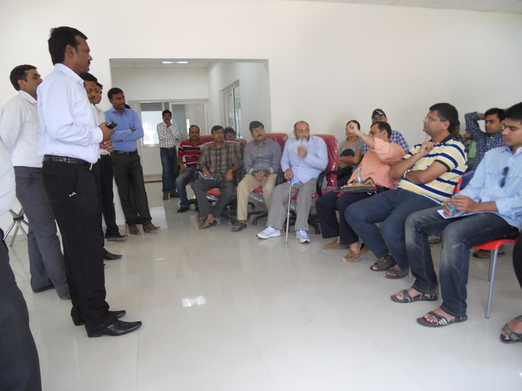 BREN Paddington - Transparency Drive initiated by BREN Corporation. Mr.Suresh DGM - Marketing talking to all the customers and answering thier questions