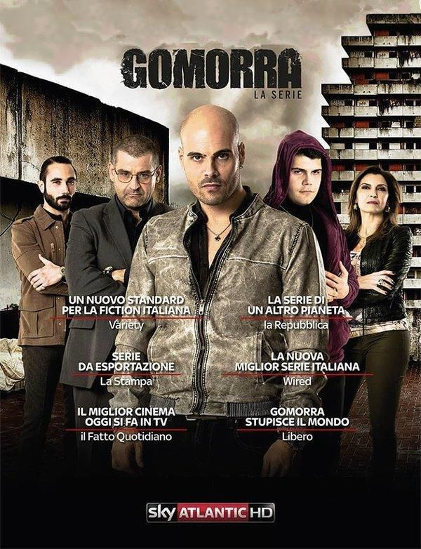 Gomorrah (TV Series 2014- ????)