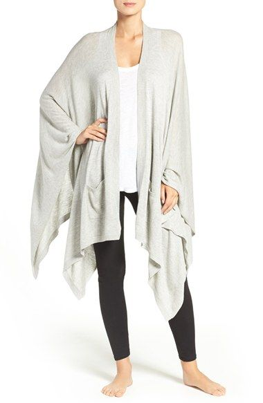 Free shipping and returns on Paper Label Asymmetrical Wrap at Nordstrom.com. A flowy asymmetrical silhouette defines this buttery-soft, cotton-infused wrap that's equally versatile for lounging or running around town.