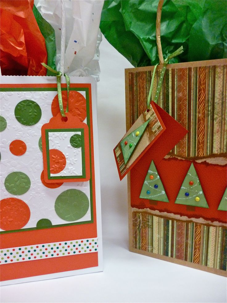 Holiday Bags & Tags Workshop with Julie Ridley