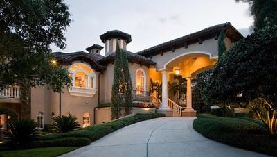 Italian Style Home...