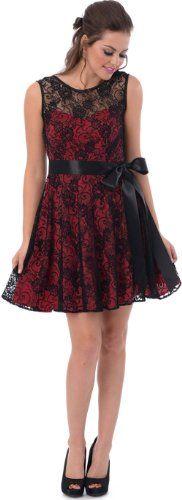 Lace Semi Formal Dress, L, Black/Red PacificPlex,http://www.amazon.com/dp/B00IV9EZF8/ref=cm_sw_r_pi_dp_XwaDtb072EASF020