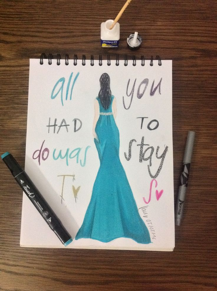 All You Had To Do Was Stay - Taylor Swift