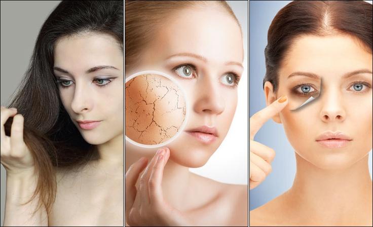 Mitä ulkomuoto voi kertoa terveydestä? * Silmäpussit, ihon kuivuminen, rypyt ja hiustenlähtö voivat olla merkki elintapoihin liittyvästä ongelmasta tai sairaudesta.