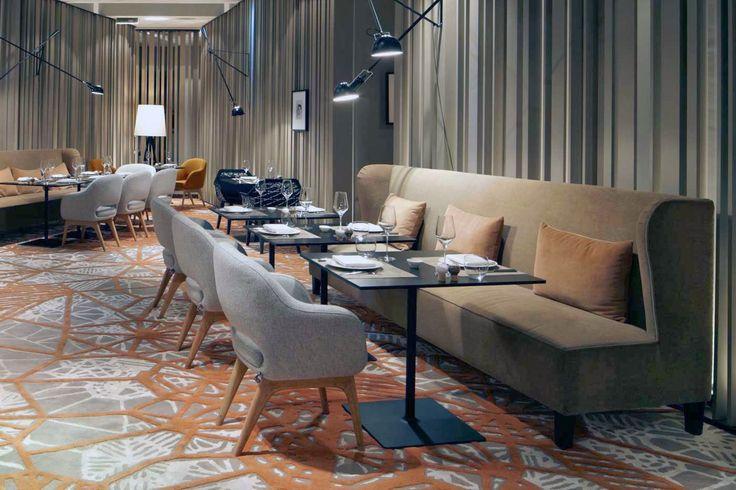 Hotel interior design |  Das Stue